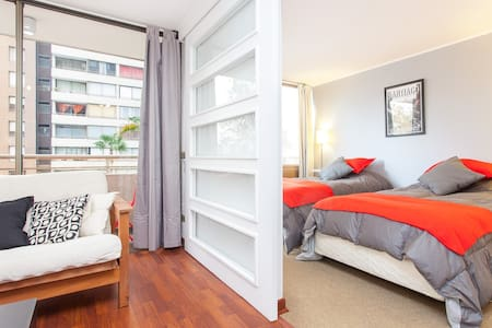 Furnished Apartment Forestal Park 4 - Recoleta - Apartment