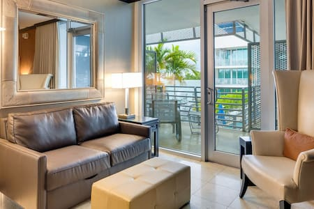 Intimate 1BR in South Beach - Appartement