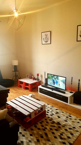 Grand T2 proche perrache/part dieu - Lyon - Appartement