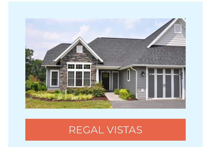 ONLY for first week of August 2021 Regal Vistas 6