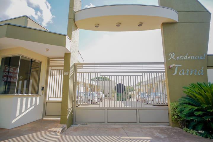 Flat EQUIPADO para alugar em Araçatuba!