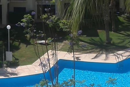 Roda Golf 2 Bed Penthouse Apartment - San Javier - Apartment