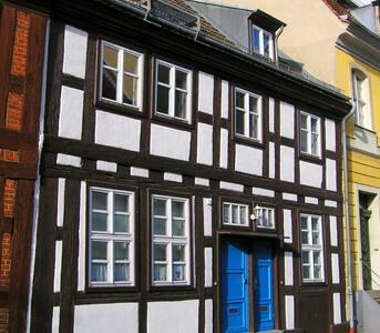 Lovely Frame House for Bigger Group - Berlin - Reihenhaus
