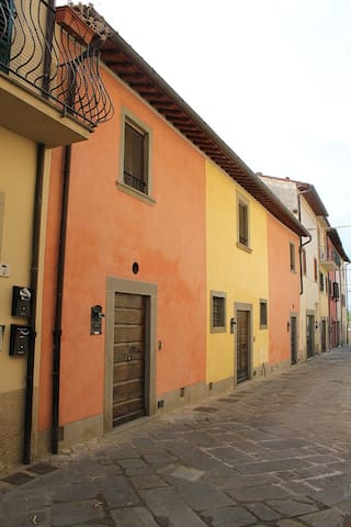 Nice flat in Castelfranco di Sopra - Castelfranco Piandiscò - Appartement