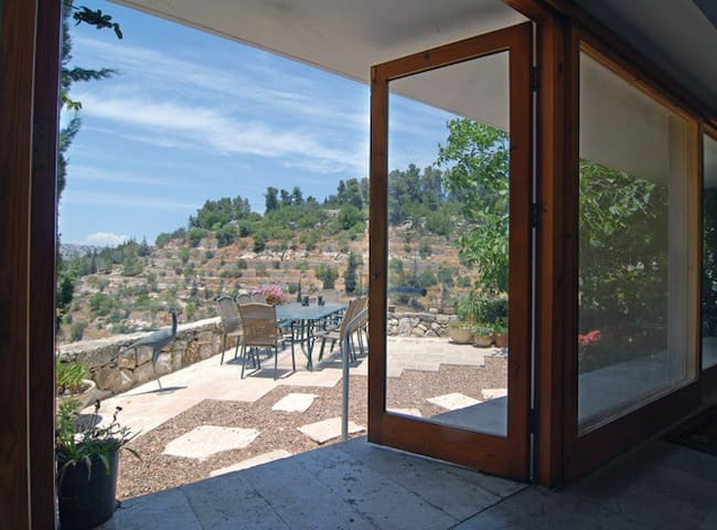 Ein Karem Valley View