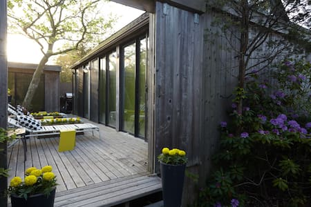 Modernist in the Pines 1 / private bath - Fire Island Pines - Bed & Breakfast