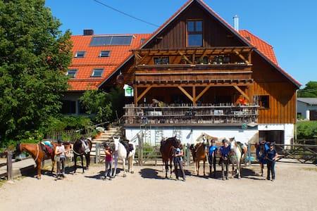 Gästehaus Brunnmatthof - Albbruck-Unteralpfen - Aamiaismajoitus