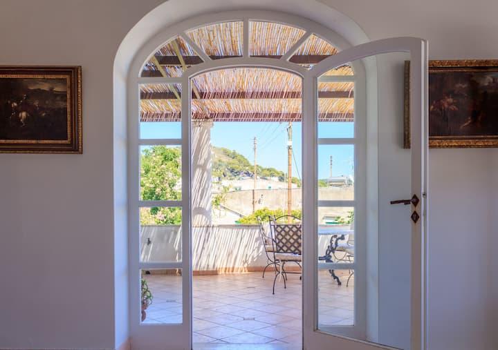 Casa la Rosa - Capri centro - Jacuzzi corner
