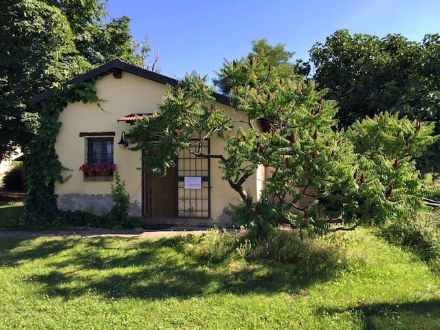 Rural studio near Bologna with pool - Monteveglio - Other