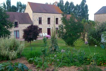 appartement à la campagne - La Hoguette