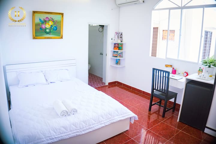 A Warm Studio In The Center - Cô Giang - Appartement