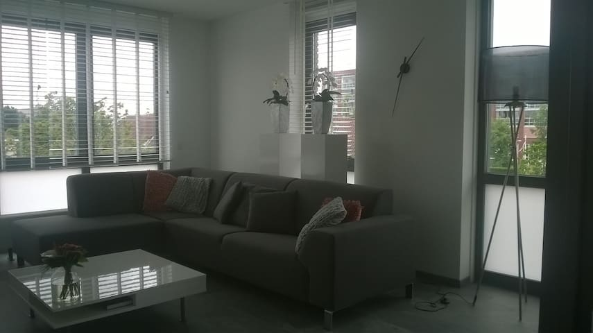 Nice appartment close to the beach - Rijnsburg - Appartement