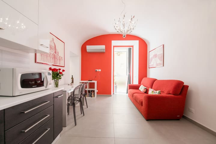 Happiness Kids-Friendly Modern Flat in Rome centre