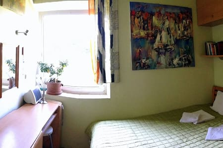 Nice bright room near Prague - Beroun