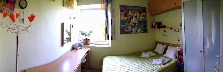 Nice bright room near Prague