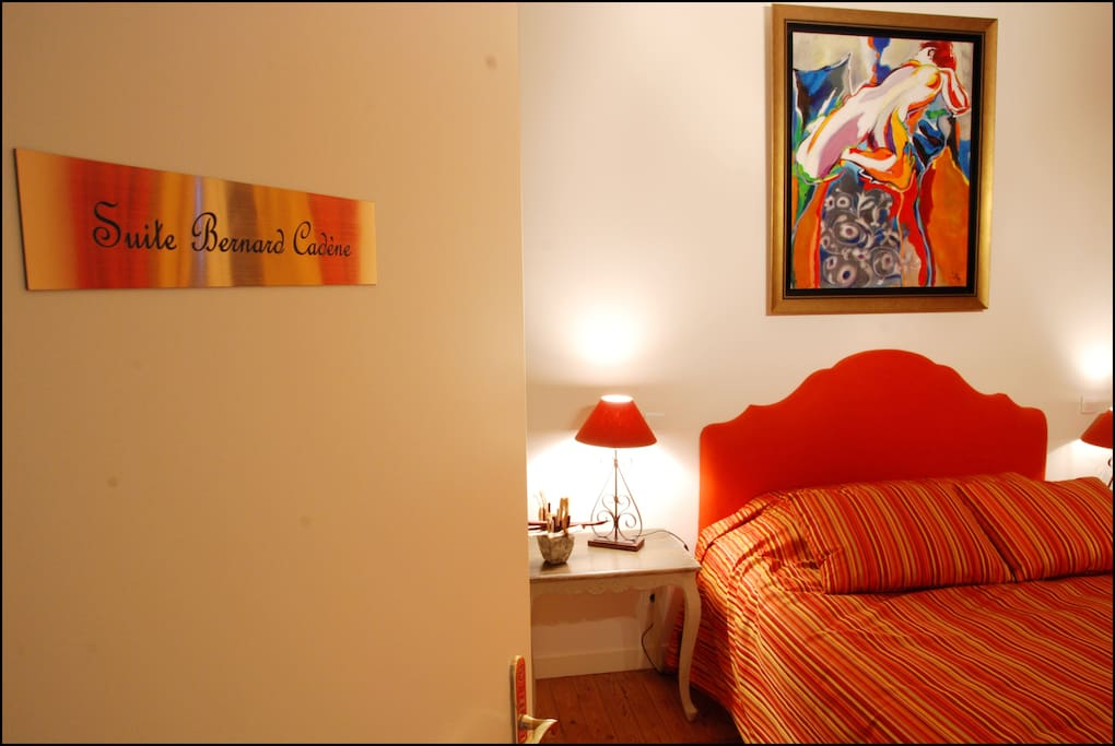 Chambre d 39 h tes b cadene piscine bed breakfasts for for Chambre d hote toulouse