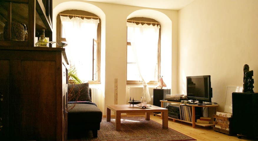 cool & cosy apartment in hist. center
