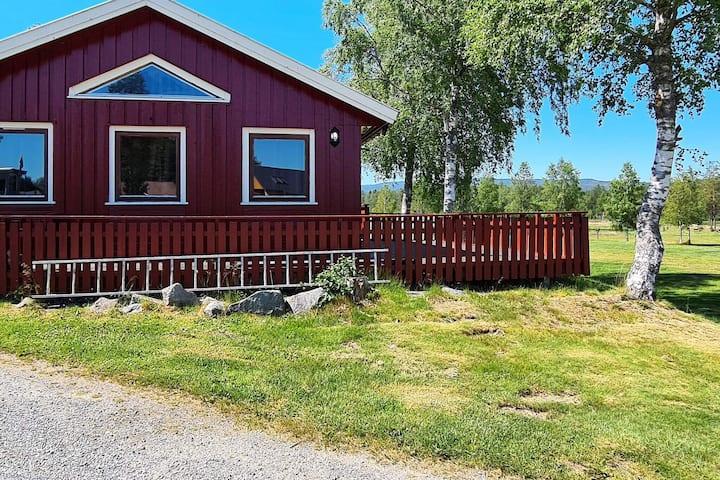 5 Personen Ferienhaus in Åmli