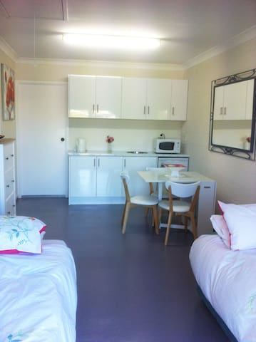 Beautiful brand new room at Biggi's Place