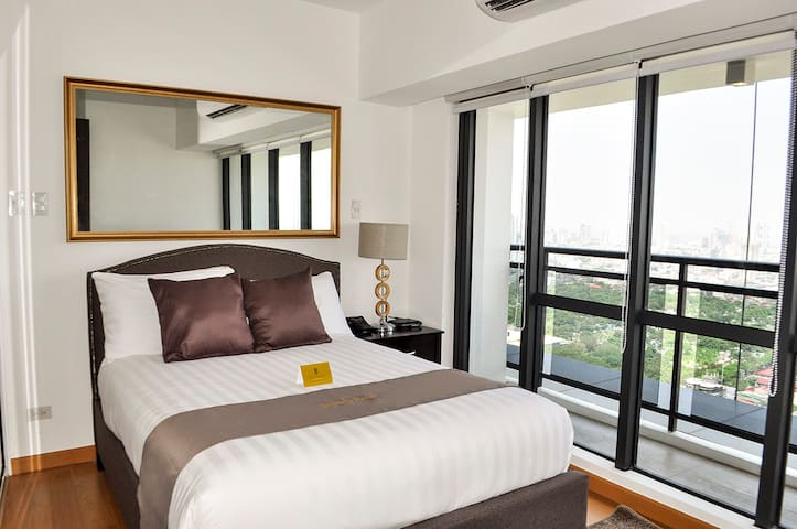 SIGLO SUITES @ Milano 1 BDR Superior 3406B - Makati - Appartement