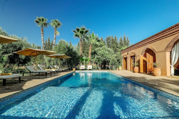 Villa Sophia Marrakech : Idéal pour les groupes