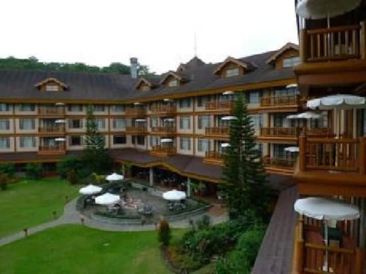 2 bedroom suites at The Manor Camp John Hay