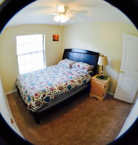 Military Household Guest Bedroom - Jacksonville