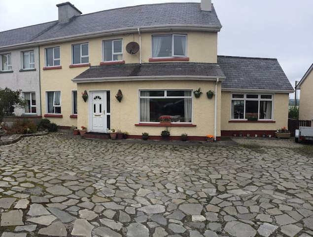 Walking distance to Village - Carrigart - Huis