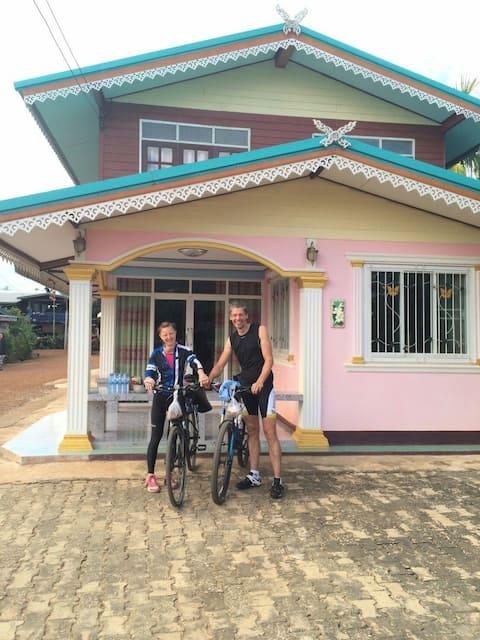 Visit a Thai Family