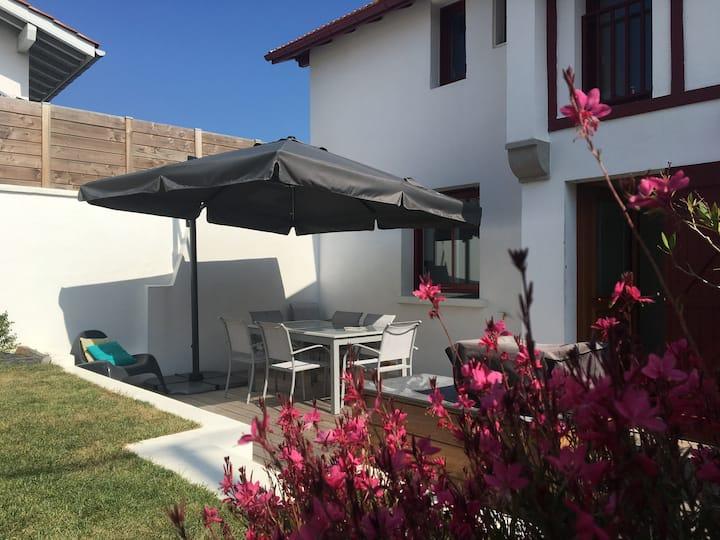 Bidart, Maison 150m des plages Uhabia/Parlementia