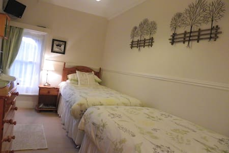Small Twin Room & Private External Bathroom - Dover - Bed & Breakfast