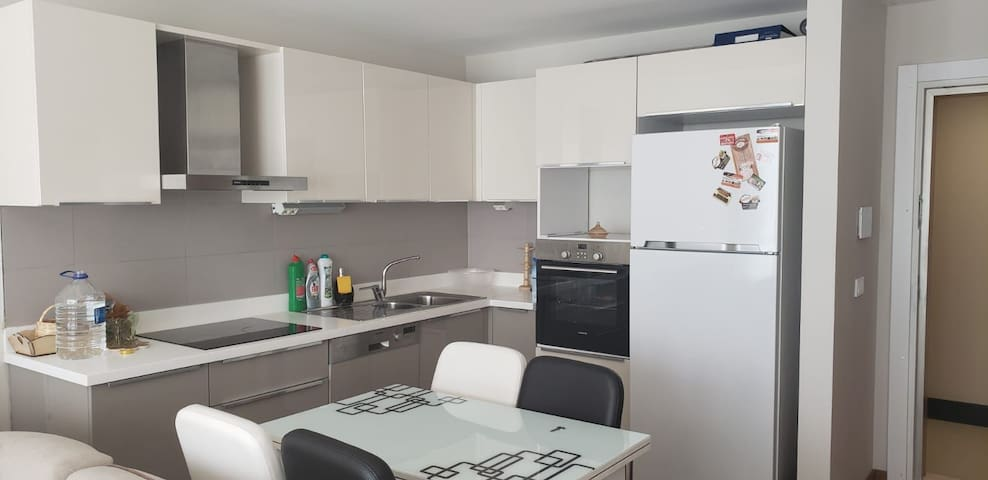 VIP 1+1 Fully Furnished Condo in Great Location