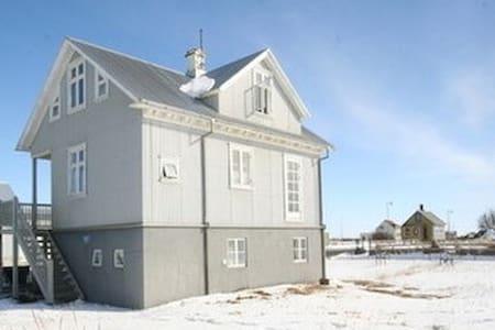 Guesthouse Gunnarshólmi - Eyrarbakki