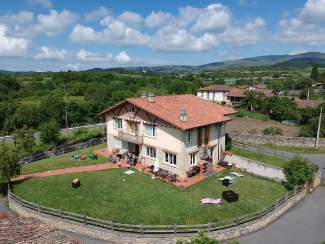 Apartamento Quopiki. Tu casa rural en Euskadi.