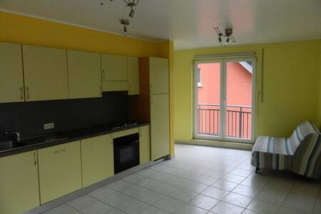 Nice appartement in Differdange - Differdange - Lejlighed