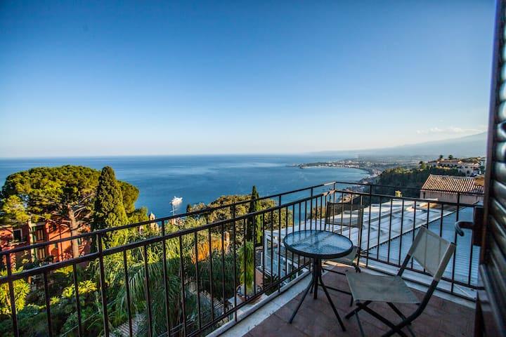 Taormina - Panoramica sul Mare - Taormina - Apartemen