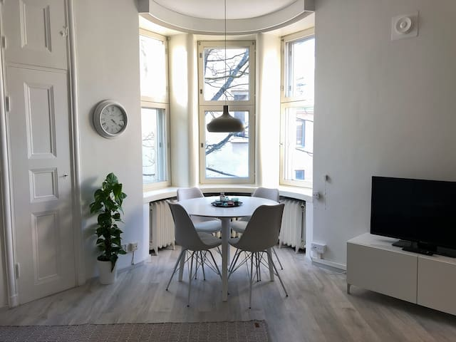 36m2 apartment with sauna in the heart of Helsinki