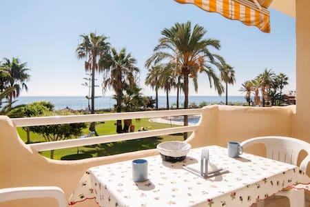 Lovely sea views on 1st floor Las Mimosas DOSUL - 米纳斯 - 公寓