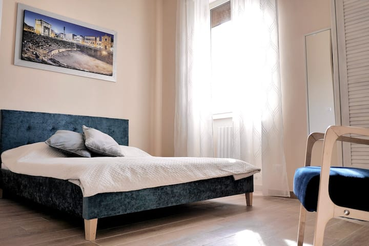 """Sulle mura"" - room in the heart of Lecce"