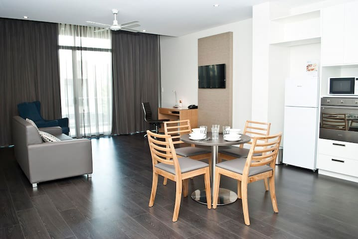 MLH Central One-Bedroom Serviced Apartment