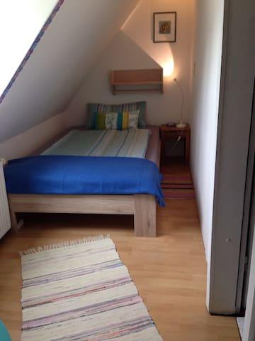 Kojenzimmer im Casa Azul - Flensburg - Haus