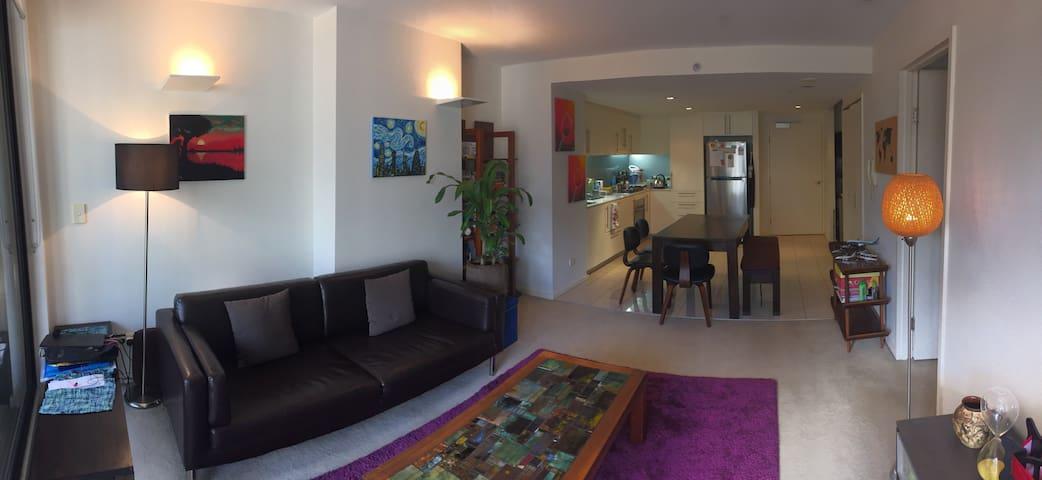 Luxury highrise city apartment - 沙利山 - 公寓