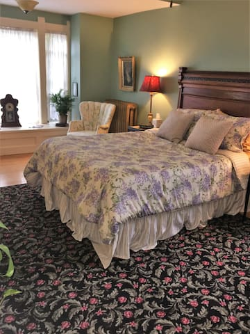 Mary Rutherford - Fargo Mansion Inn B&B - Licensed, Certified & Inspected