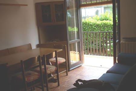affittasi bilocal loc.tà termale-bg - Selino Basso - Apartamento