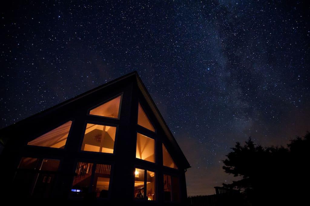 Star lit nights