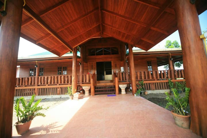 Natural private house/Nursing house/3bed/Chiangmai