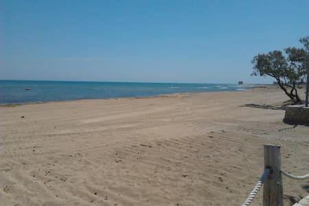 Trilocale a 50 metri dalla spiaggia - Idrovore - Huoneisto