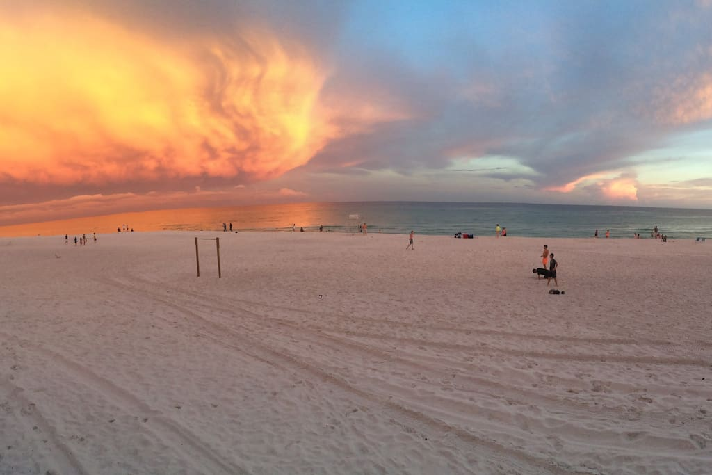 Beautiful beaches and magical sunsets!