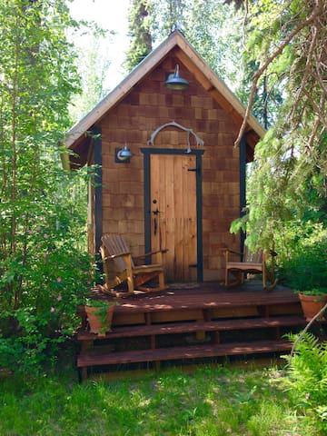 Cosy Cabin Retreat for 2