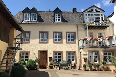 Wohnen im sonnigen Innenhof - Apartamento